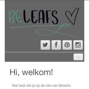 www.beleafs.nl